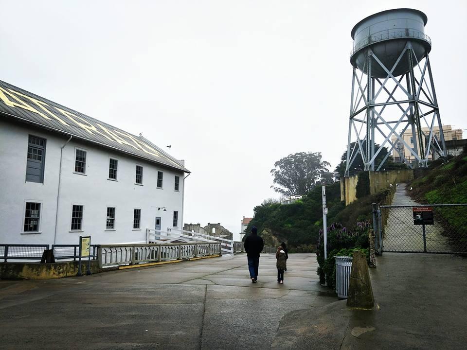 Alcatraz with kids