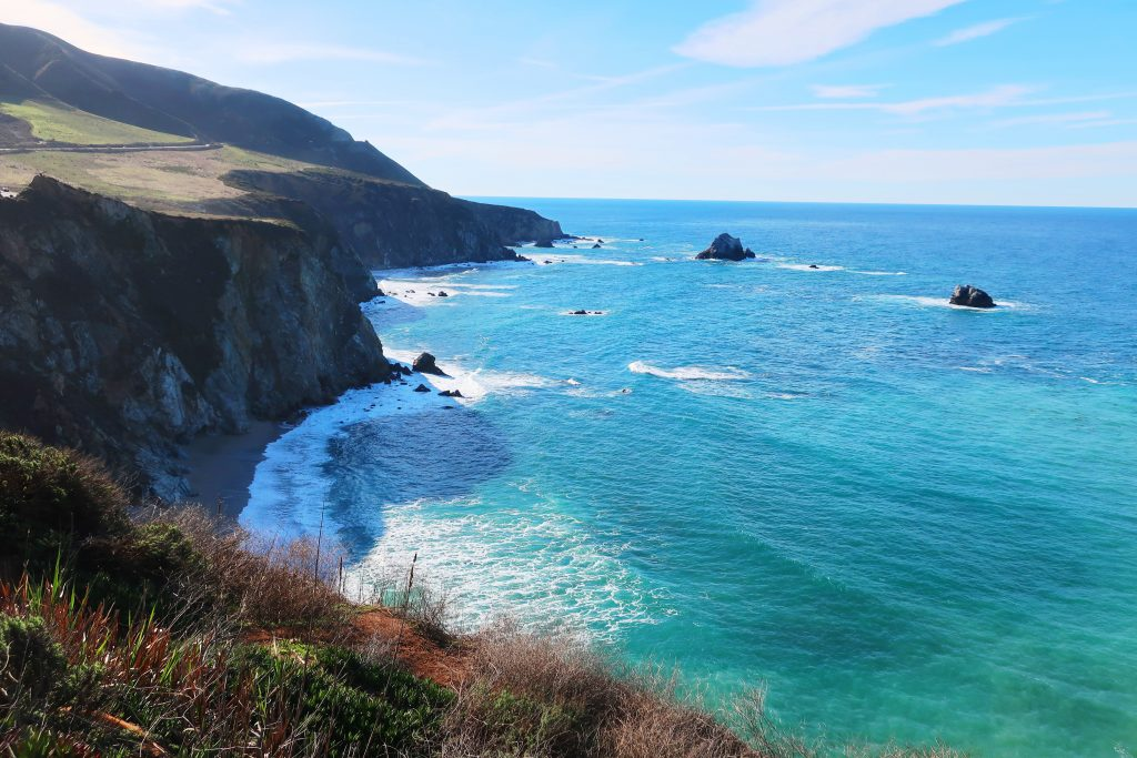things to see on pacific coast highway