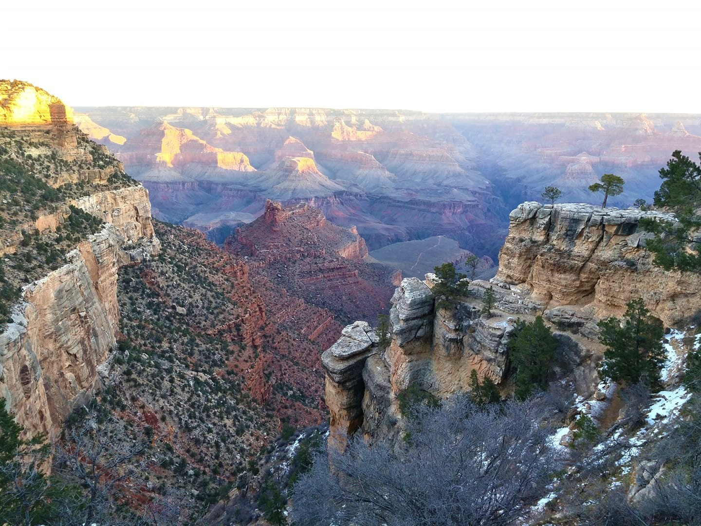 How to Spend One Day at the Grand Canyon South Rim with Kids