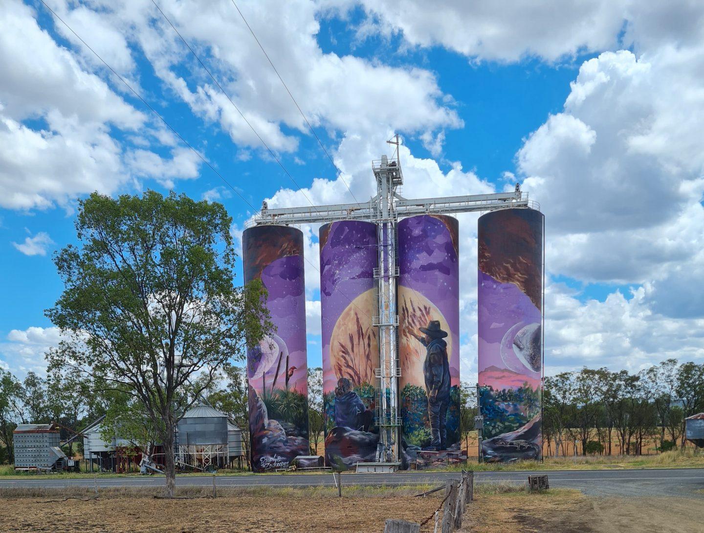 monto silo art