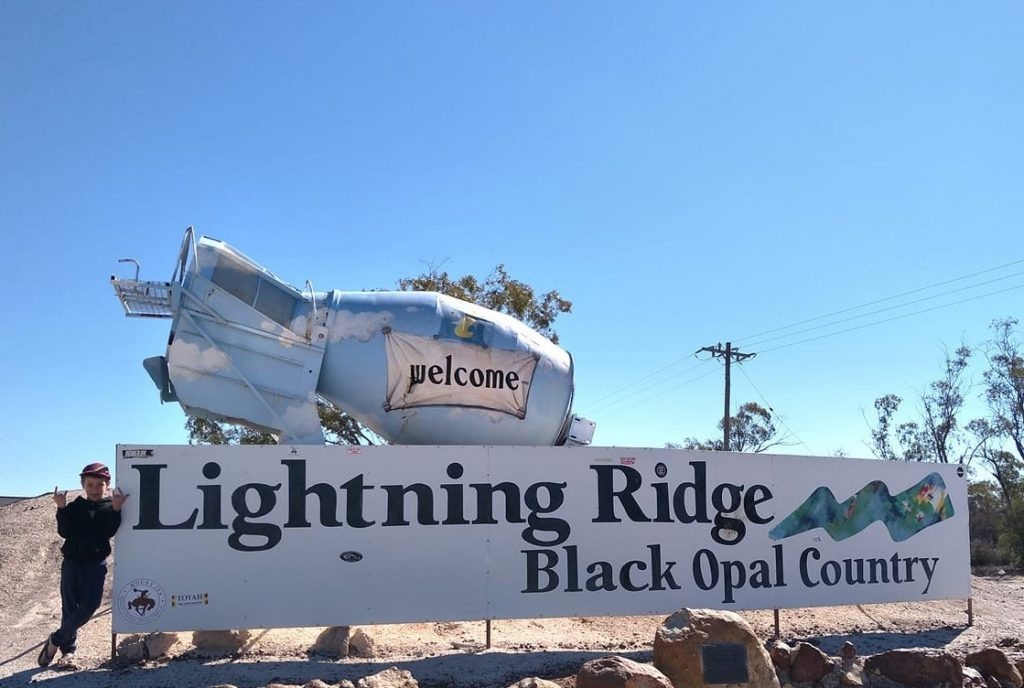things to do in lightning ridge with kids