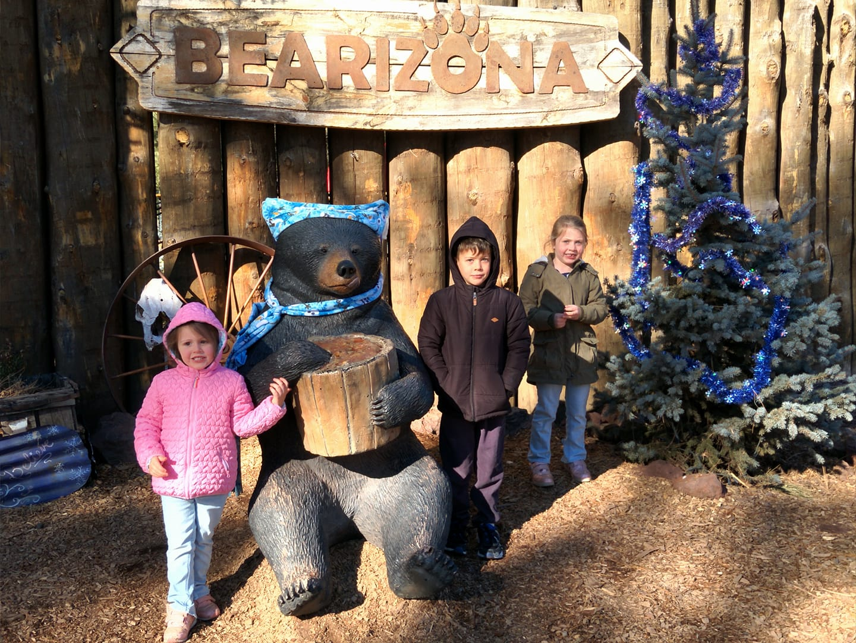 Bearizona – Williams, AZ