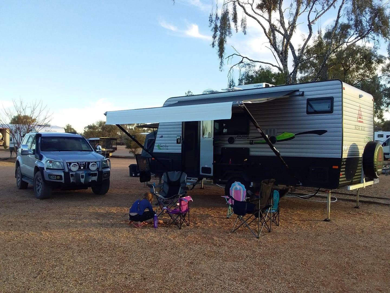 Opal Caravan Park – Lightning Ridge, NSW