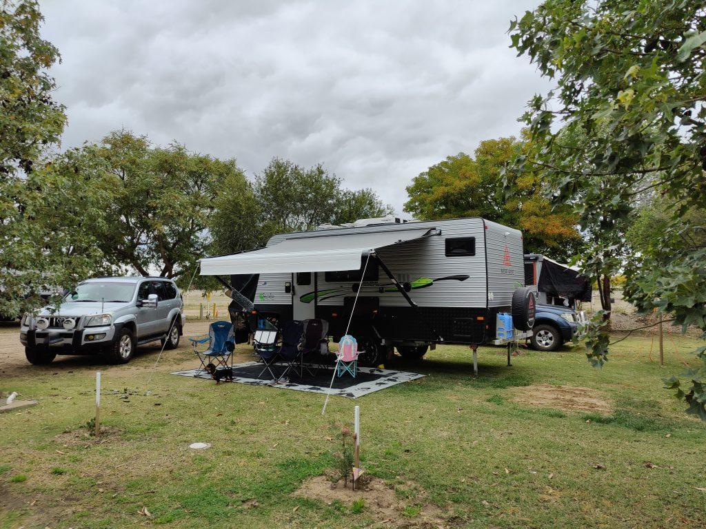 Pelican Rest Tourist Park – St George, QLD