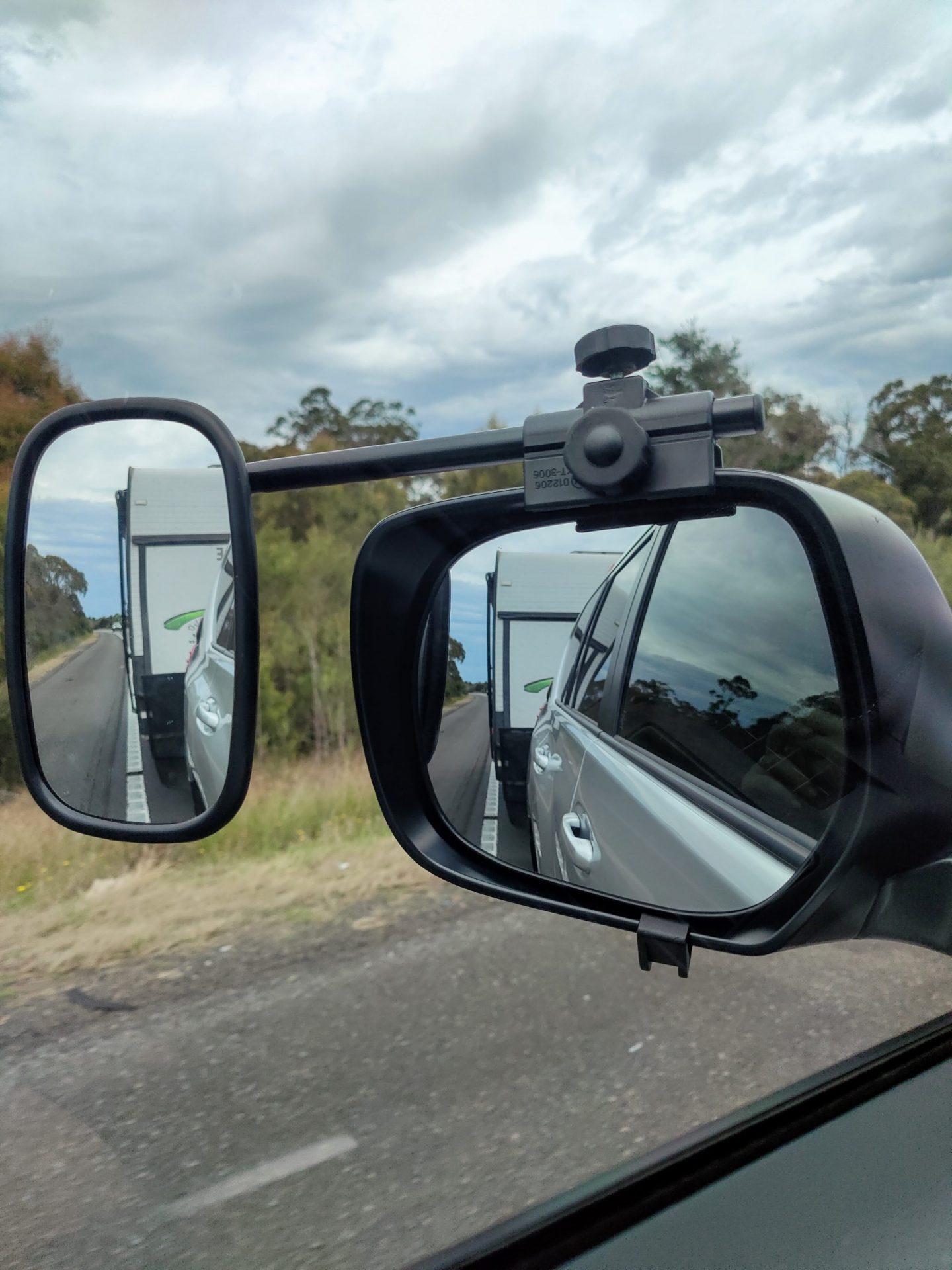 The Best Caravan Towing Mirrors in Australia